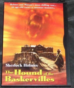 Sherlock Holmes The Hound Of The Baskervilles DVD