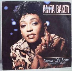 Baker, Anita - Same Ole Love Vinyl 45 7 W/PS