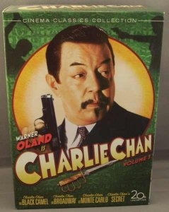 Charlie Chan Collection Volume 3 DVD Box Set