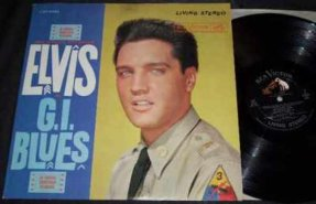 Presley, Elvis - G.I. Blues Vinyl LP