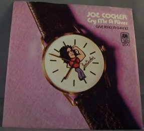 Cocker, Joe - Give Peace A Chance / Cry Me A River 45 W/PS