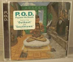 P.O.D. - Fundamental Elements Of Southtown Promo CD