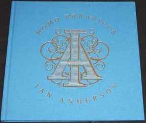 Anderson, Ian - Homo Erraticus CD & DVD Box Set & Book