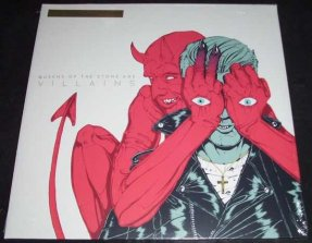 Queens Of The Stone Age - Villains Vinyl LP Sealed