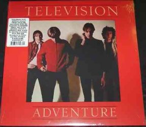 Television - Adventure Audiophile Vinyl LP