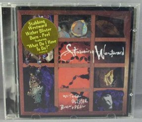 Stabbing Westward - Wither Blister Burn + Peel CD