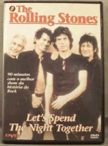 Rolling Stones - Let\'s Spend The Night Together DVD