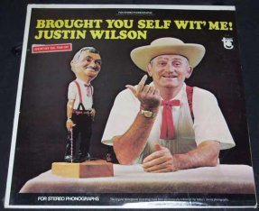 Wilson, Justin - Brought You Self Wit Me Vinyl LP Sealed