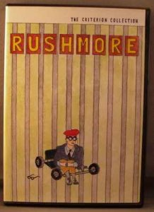 Rushmore DVD Criterion Collection