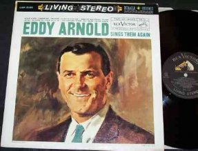 Arnold, Eddy - Sings Them Again Vinyl LP