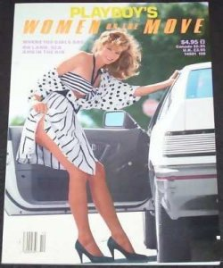 Playboy Magazine Women On The Move Special Edition