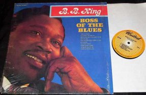 King, B.B. - Boss Of The Blues Vinyl LP