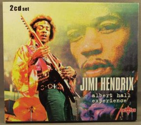Hendrix, Jimi - Albert Hall Experience CD
