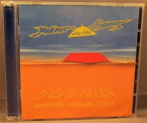 Allen, Daevid - Australia Aquaria-she & Mother Gong CD