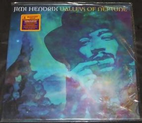Hendrix, Jimi - Valleys Of Neptune Vinyl LP