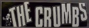 Crumbs - Sticker