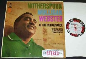 Witherspoon, Jimmy - At The Renaissance Vinyl LP