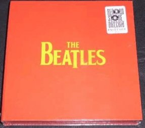 Beatles - 4 X 7 inch 45 box set RSD Ticket To Ride +