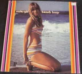 Beach Boys - Surfer Girl Vinyl LP