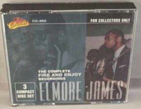 James, Elmore - Complete Fire and Enjoy Recordings CD
