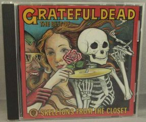 Grateful Dead - Skeletons From The Closet The Best Of CD