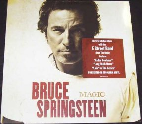 Springsteen, Bruce - Magic Vinyl LP