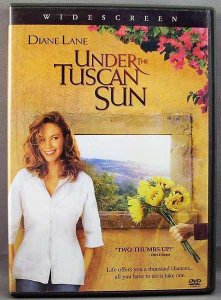 Under The Tuscan Sun DVD Diane Lane