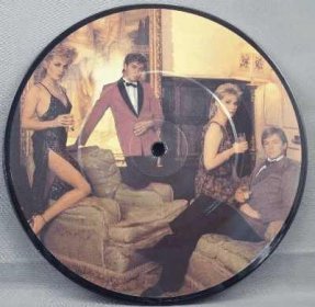 Bucks Fizz - If You Can't Stand The Heat / Stepping Out 45 PD