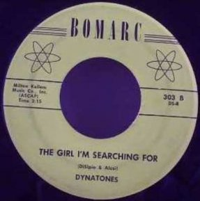 Dynatones - Steel Guitar Rag / Girl I\'m Searching For Vinyl 7