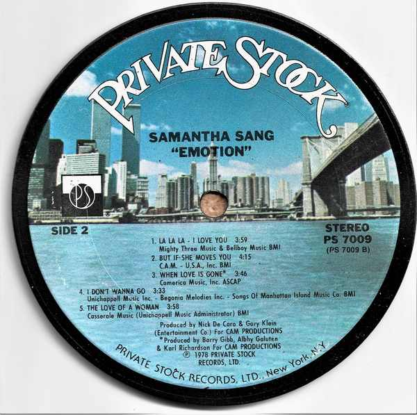 SANG,  SAMANTHA - Emotion - Drink Coaster