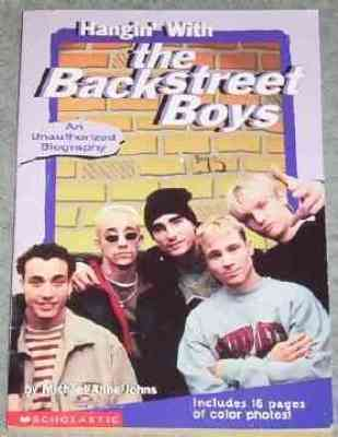 BACKSTREET BOYS - Hangin' With The Backstreet Boys - Magazine