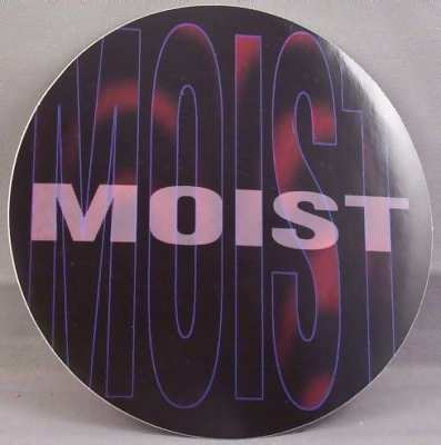 MOIST - Creature - Sticker