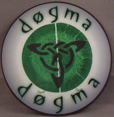 DOGMA - Self Titled - Sticker