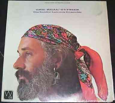 Lakatos, Sandor - Real Gypsies Vinyl LP - Click Image to Close