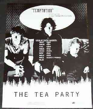 TEA PARTY - Temptation - Autres