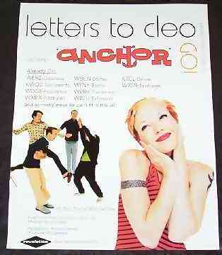 LETTERS TO CLEO - Anchor Go - Autres