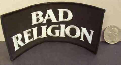 BAD RELIGION - Bad Religion (Patch) - Sticker