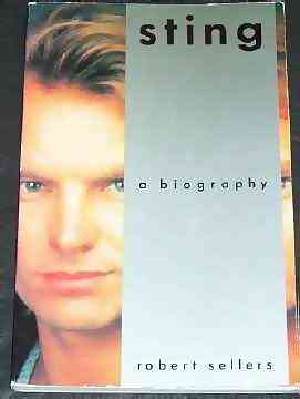 STING - A Biography - Magazine