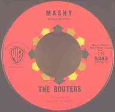 routers let's go / mashy