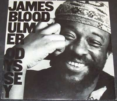 BLOOD ULMER,  JAMES - Odyssey - LP