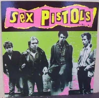 SEX PISTOLS - 4 X 4 Card - Autres