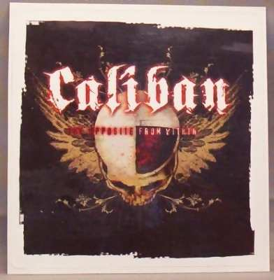 CALIBAN - Opposite From Within - Sticker