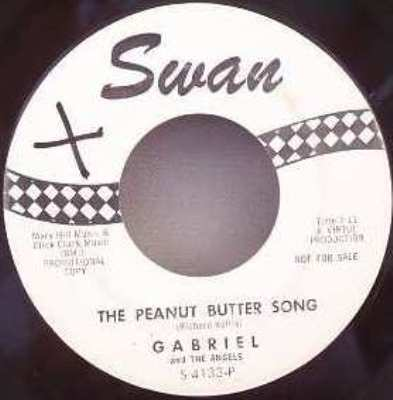 gabriel & the angels peanut butter song / all work no play