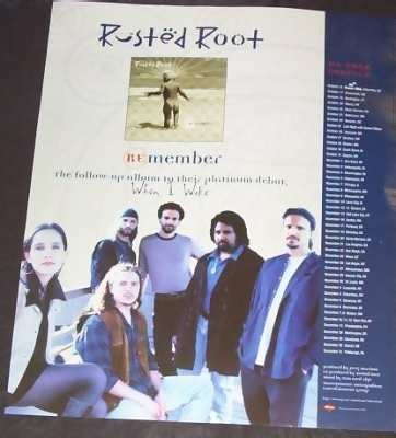 RUSTED ROOT - Remember - Autres