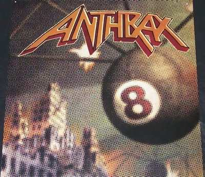ANTHRAX - Volume 8 The Treat Is Real - ポスター