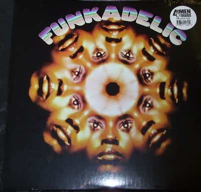 FUNKADELIC - Self Titled - LP