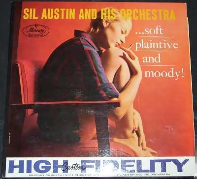 AUSTIN,  SIL - Soft Plaintive And Moody - 33T