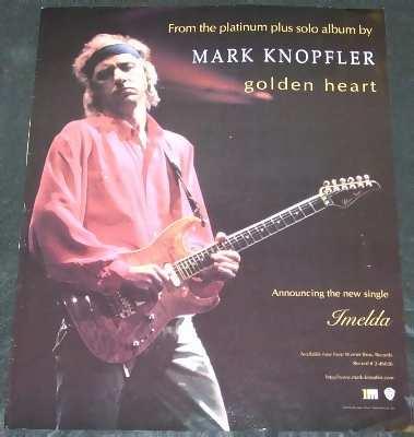 KNOPFLER,  MARK - Golden Heart - Others