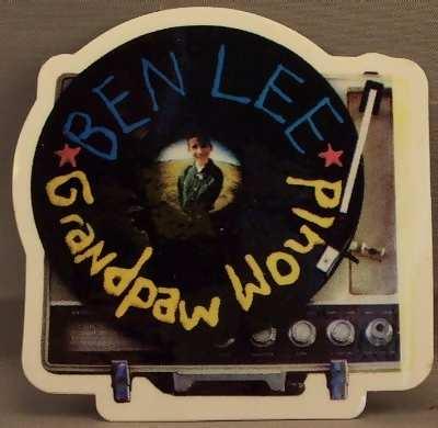 LEE,  BEN - Granpaw Wound - Sticker