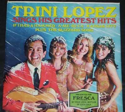 lopez,  trini sings his greatest hits w/ps